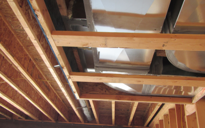 Insulating Ducts with Building Insulation